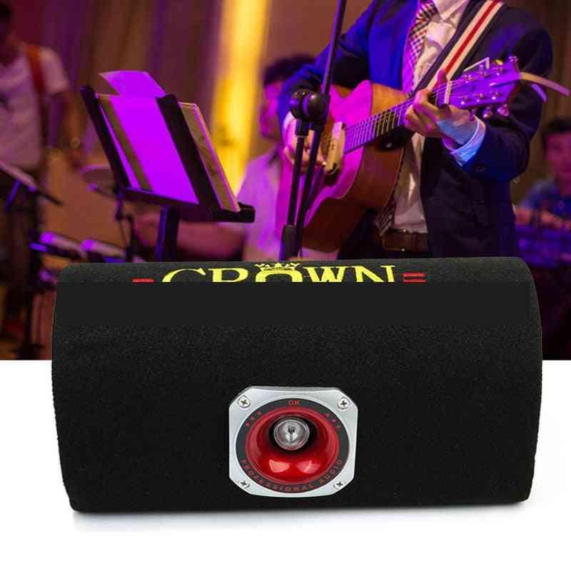 Car Active Bluetooth Subwoofer Speaker
