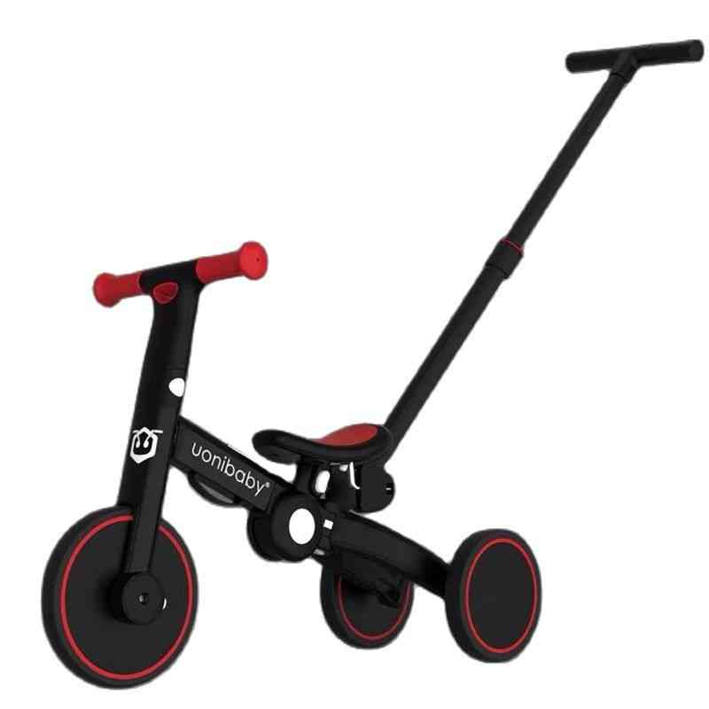 Children Balance Bike Kid Car Bicycle Baby Scooter With Push Handle Birthday For Child 1-6 Years Old