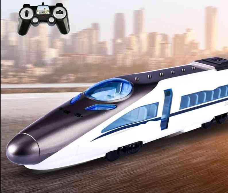 Harmony Remote Control Train's Simulation Electric High Speed Rail Emu Car