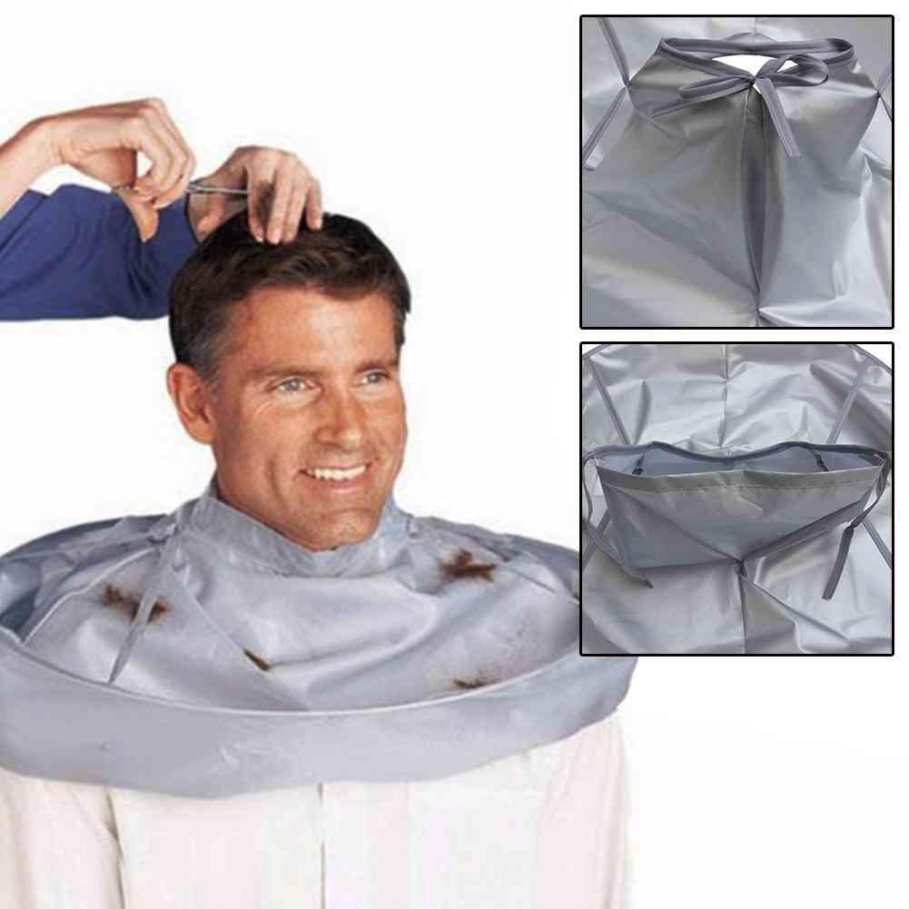 Salon Barber Cutting Hair Waterproof Cloth