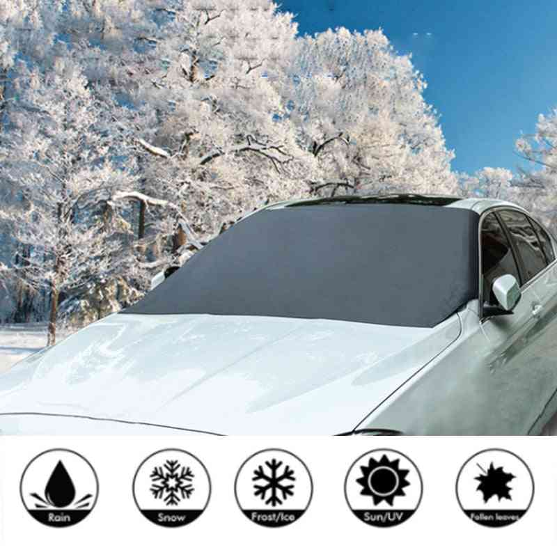 Car Magnet Windshield Snow Cover