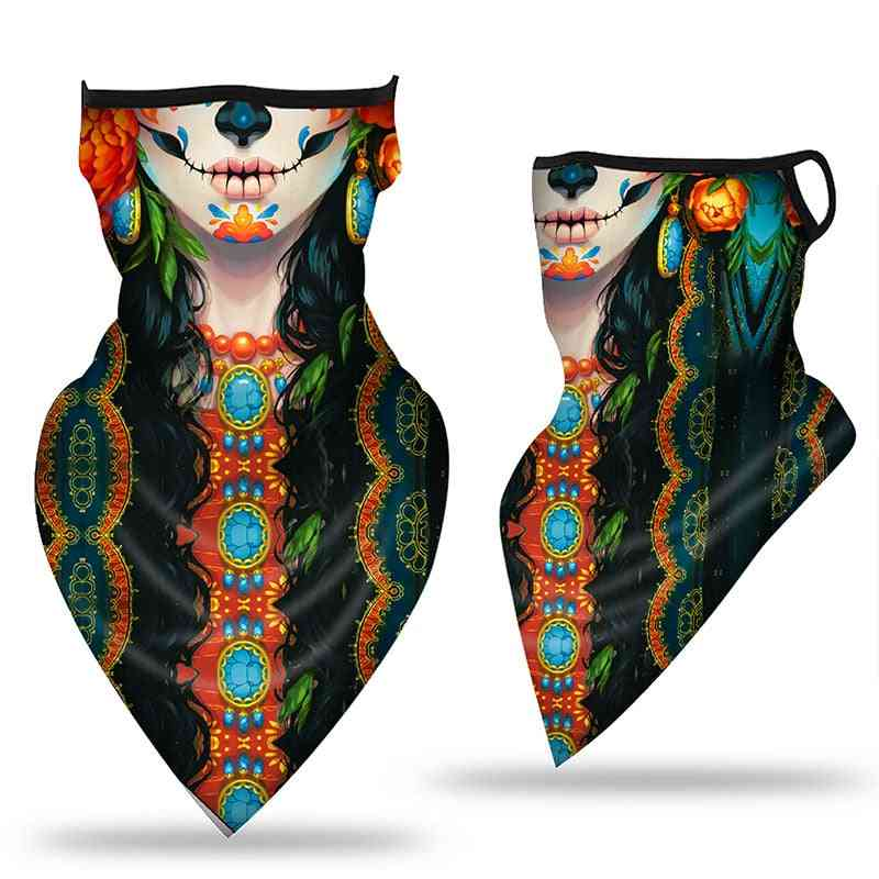 Magic Scarf Mouth Face Bandana Reusable Cheap Cloth For Mask Sports Face Cover