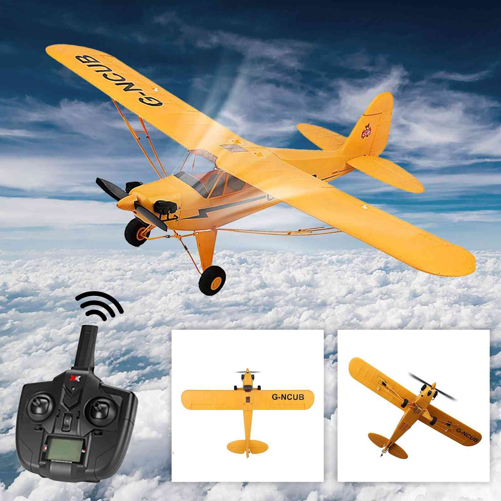 Xk A160 Rc Plane 3d High-performance 1406 Brushless Motor Airplane Rc Drone
