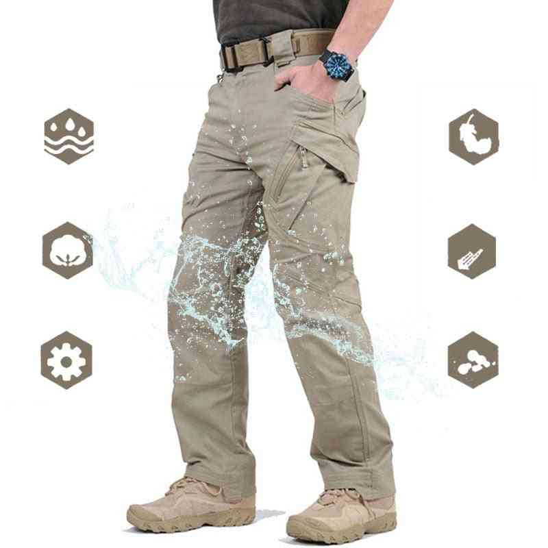 Military Tactical Outdoor Camping Cargo Waterproof Pants