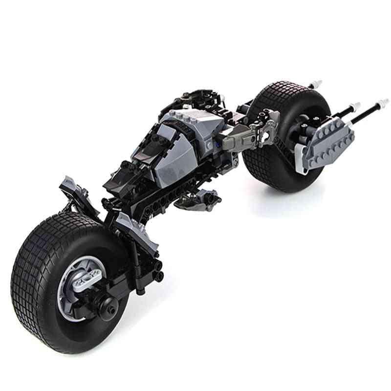 Diy's Motorcycle Toy Model Child Models Rc Bikes Mini
