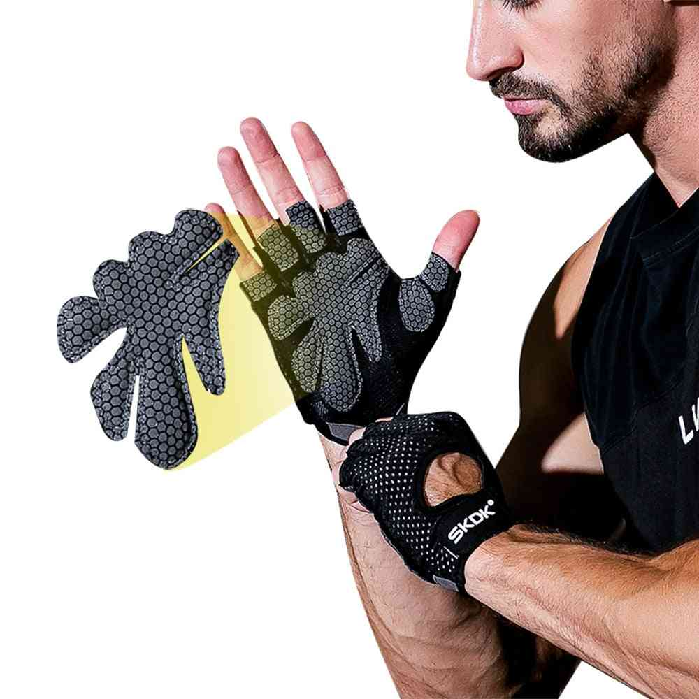 Fitness Weight Lifting Gloves, Gym Gloves