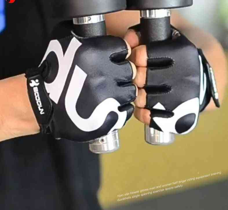 Men Women Workout Sport Training Crossfit Exercise Weight Lifting Gloves