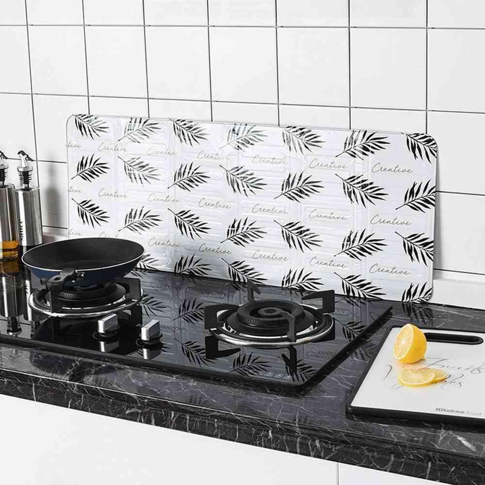Kitchen Gadgets Oil Splatter Screens Aluminium Foil