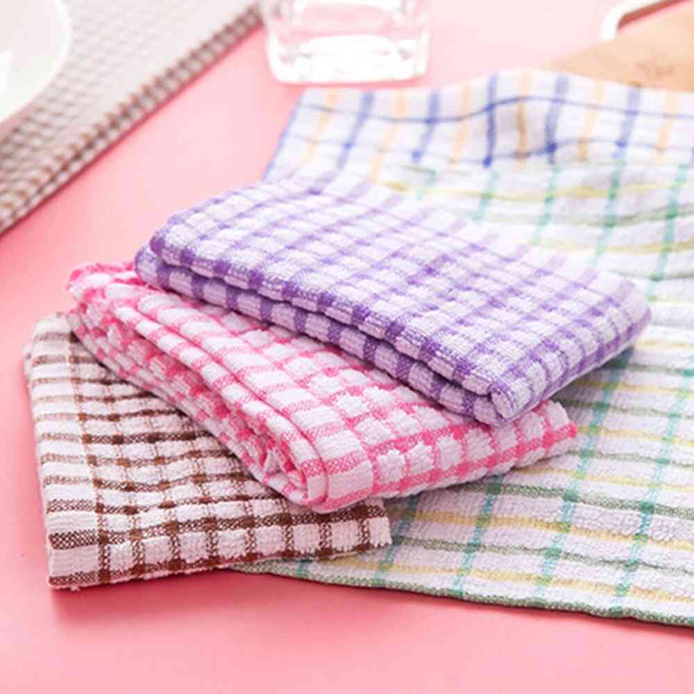 Absorbent  Microfiber Cleaning Towels Cloths
