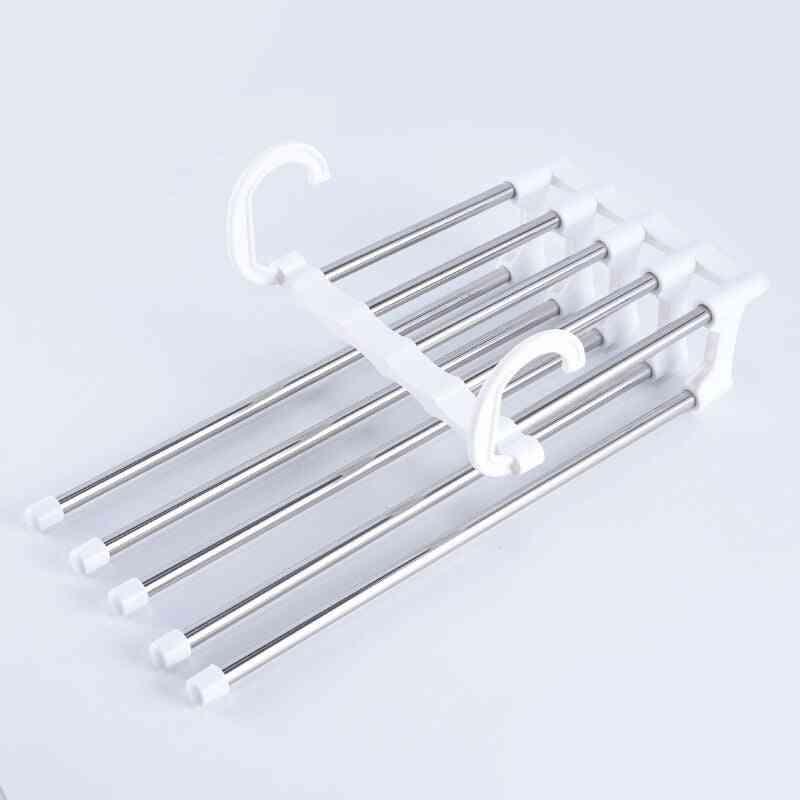 Multi-functional Pants Rack Portable Stainless Steel Hanger