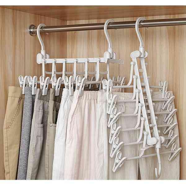 Drying Rack Multi-function Clothes Rack Closet Organizer