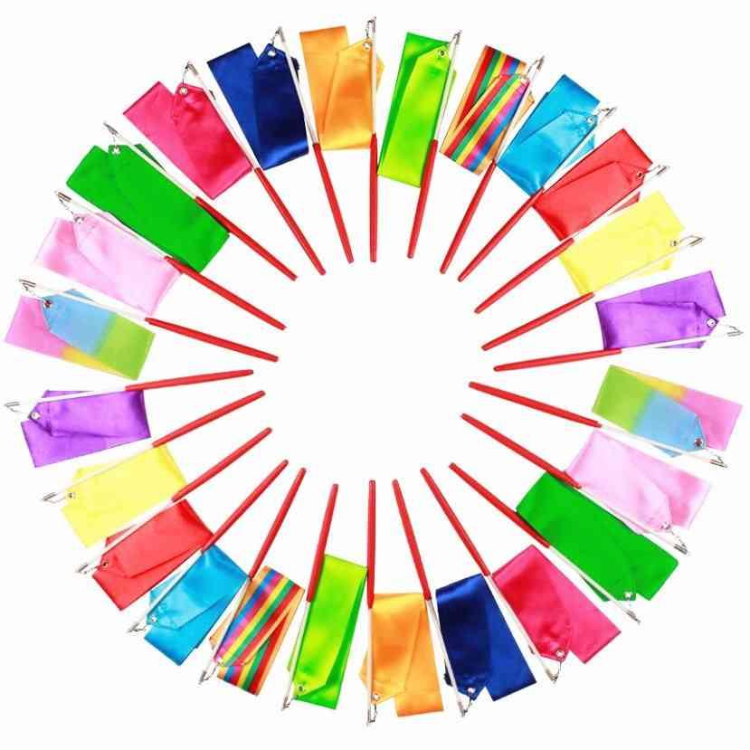 Colorful Gym Dance Ribbon
