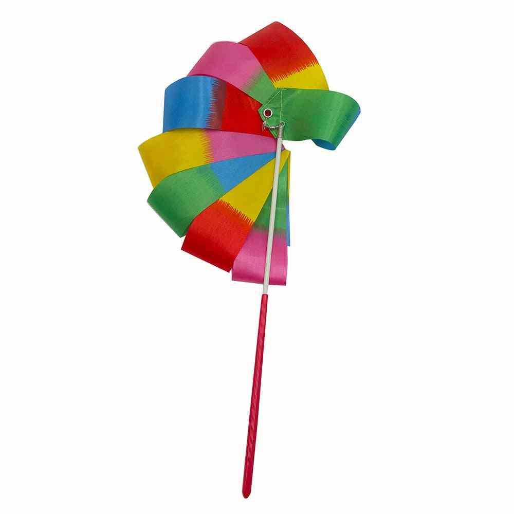 Colorful Gym Training Professional Dance Ribbon
