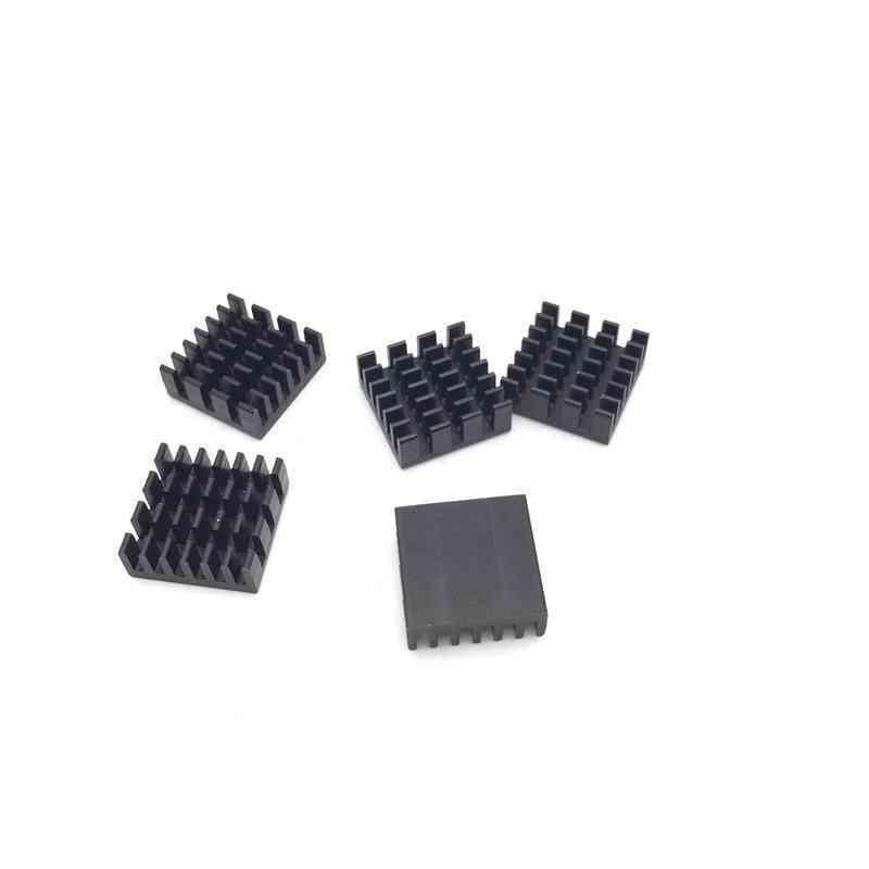5pcs / Lot Aluminum Cooling Heat Sink 14 X 14 X 6mm