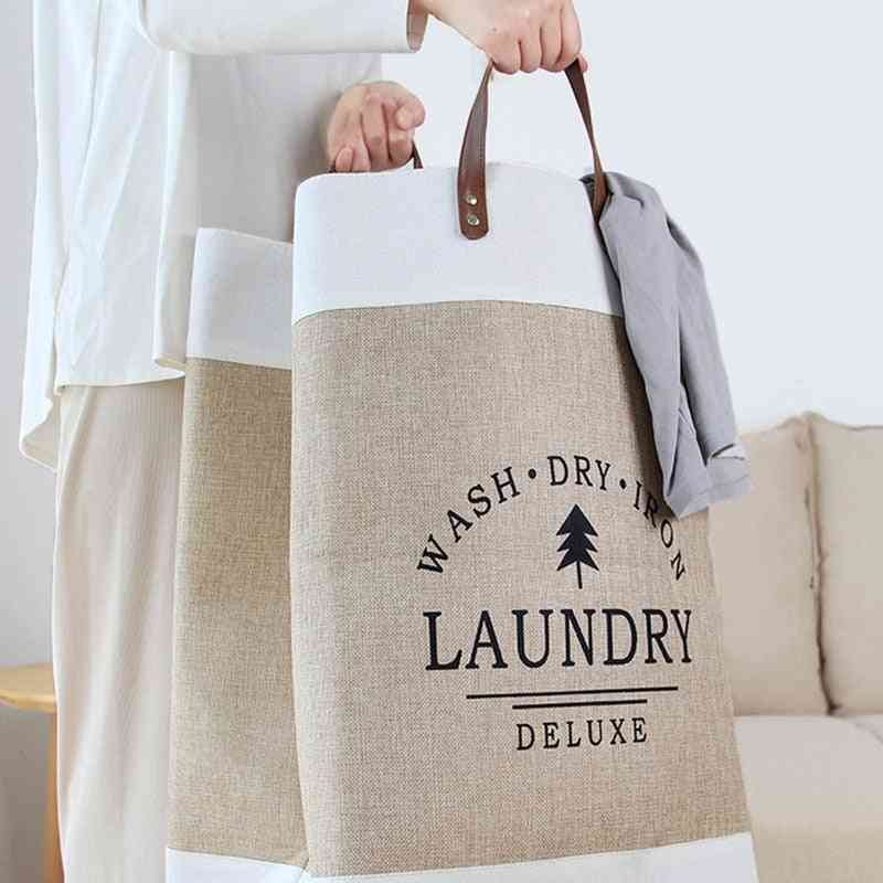 Waterproof Collapsible Laundry Basket