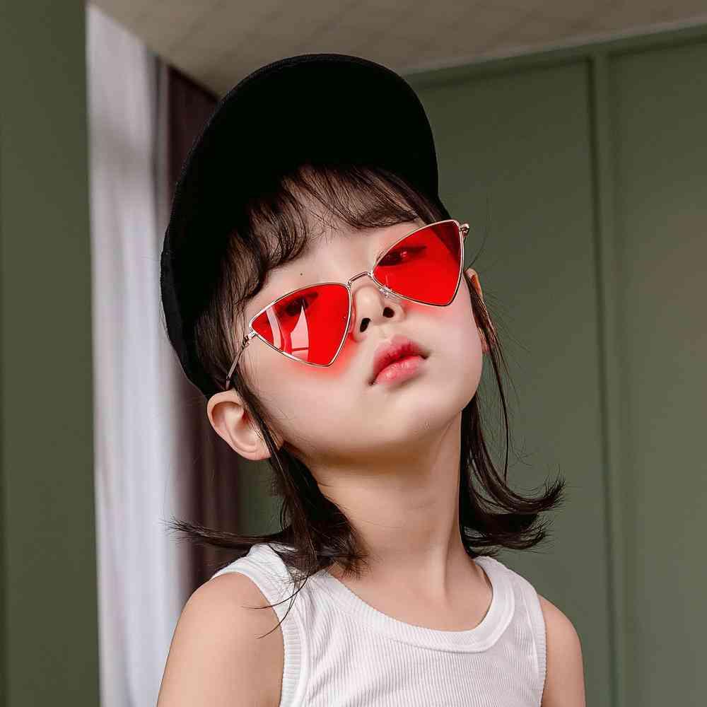 New's Triangle Sunglasses