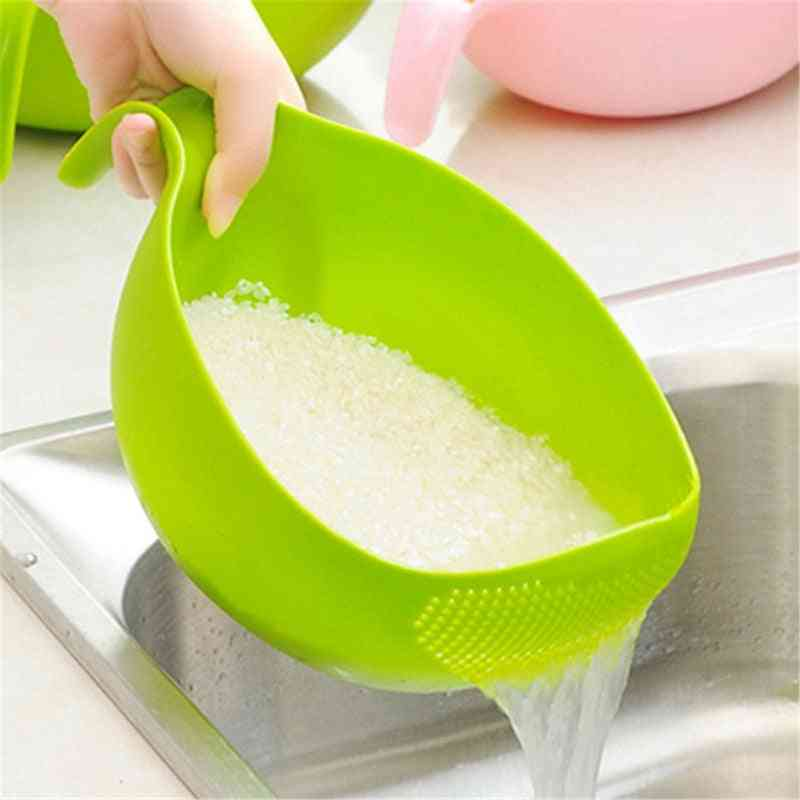 Durable Rice Washing Filter Strainer
