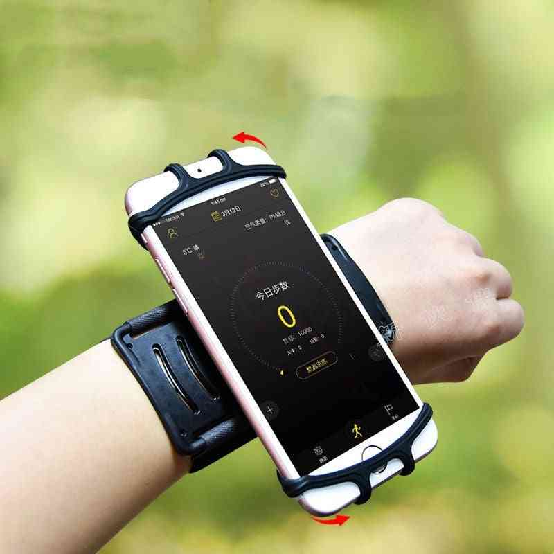 Universal Bag For Sports Arm Band Wrist Cell Phone Holder