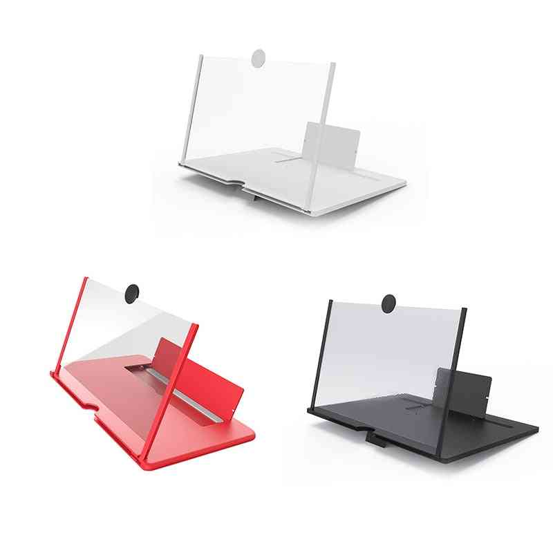 High Definition Mobile Phone Screen Amplifier With Magnifying