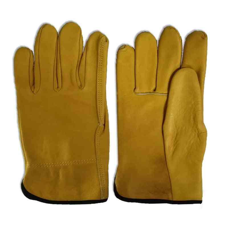 Mechanical Repairing Womens Gardening Gloves