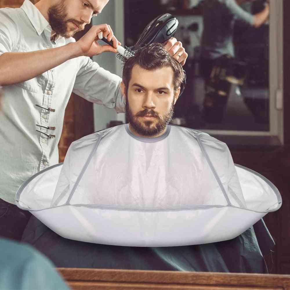 Foldable Salon Hair Cutting Cloak Umbrella Cape