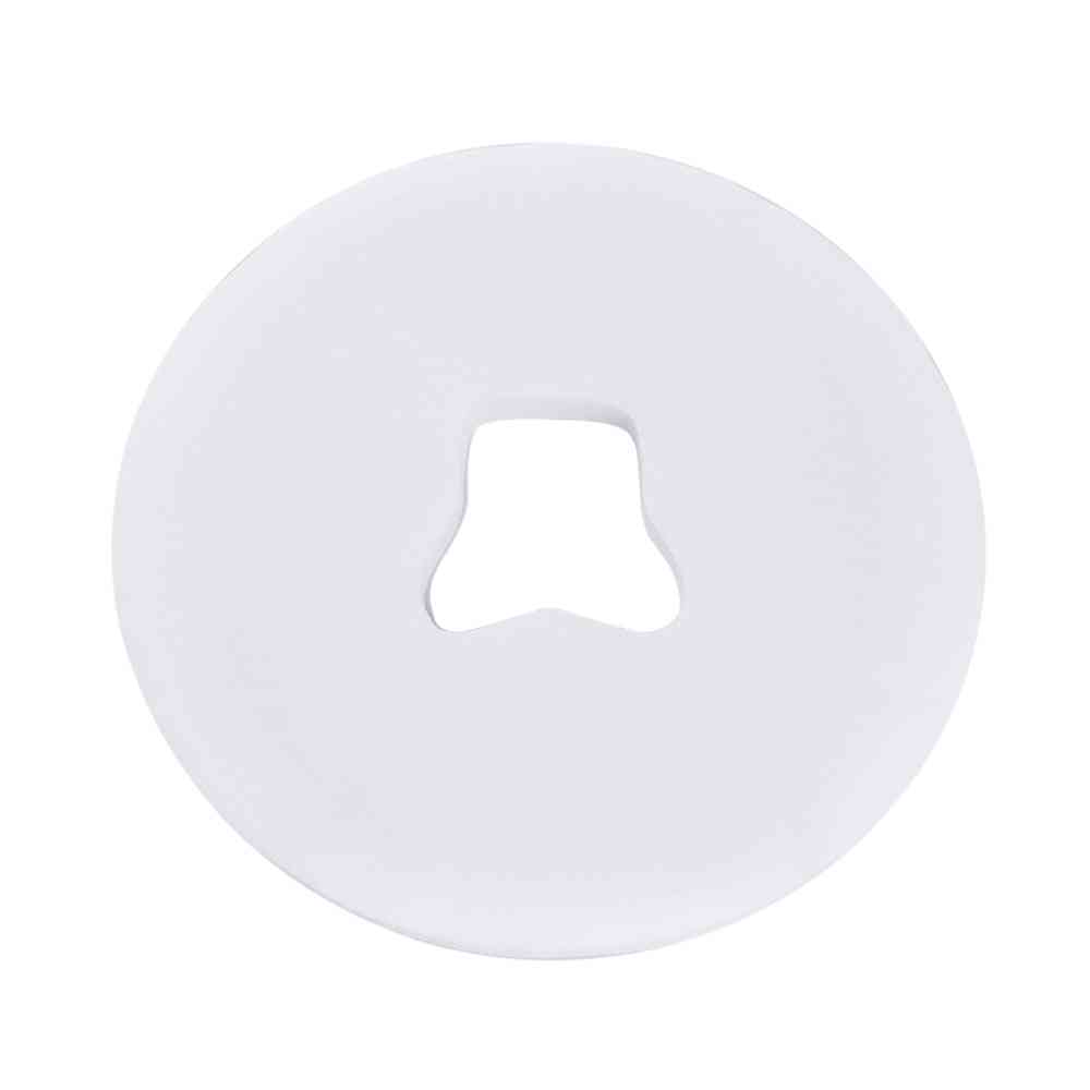 Disposable Salon Massage Face Pad Bed Table Face Hole Cover For Spa Massage Therapists Soft Breathing Sheet