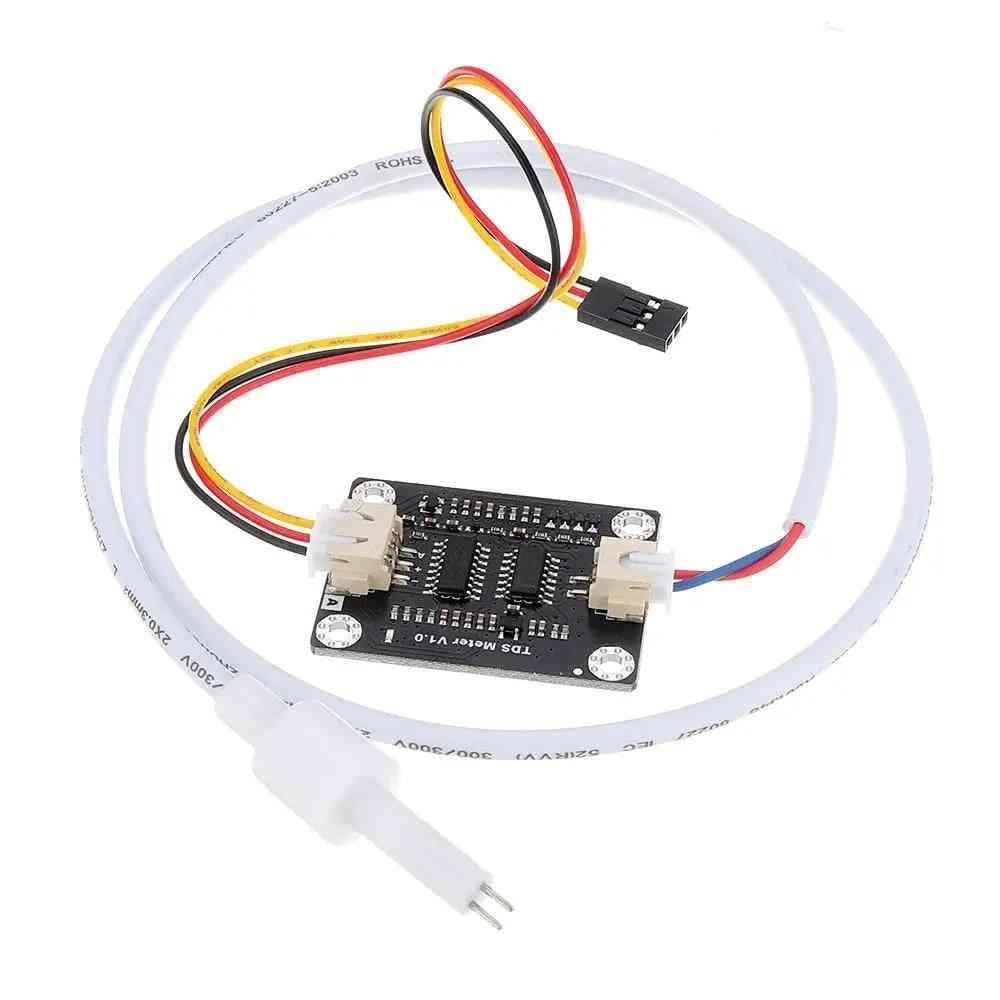 Analog Tds Sensor Tds Meter Water Conductivity Sensor Tester Liquid Detection