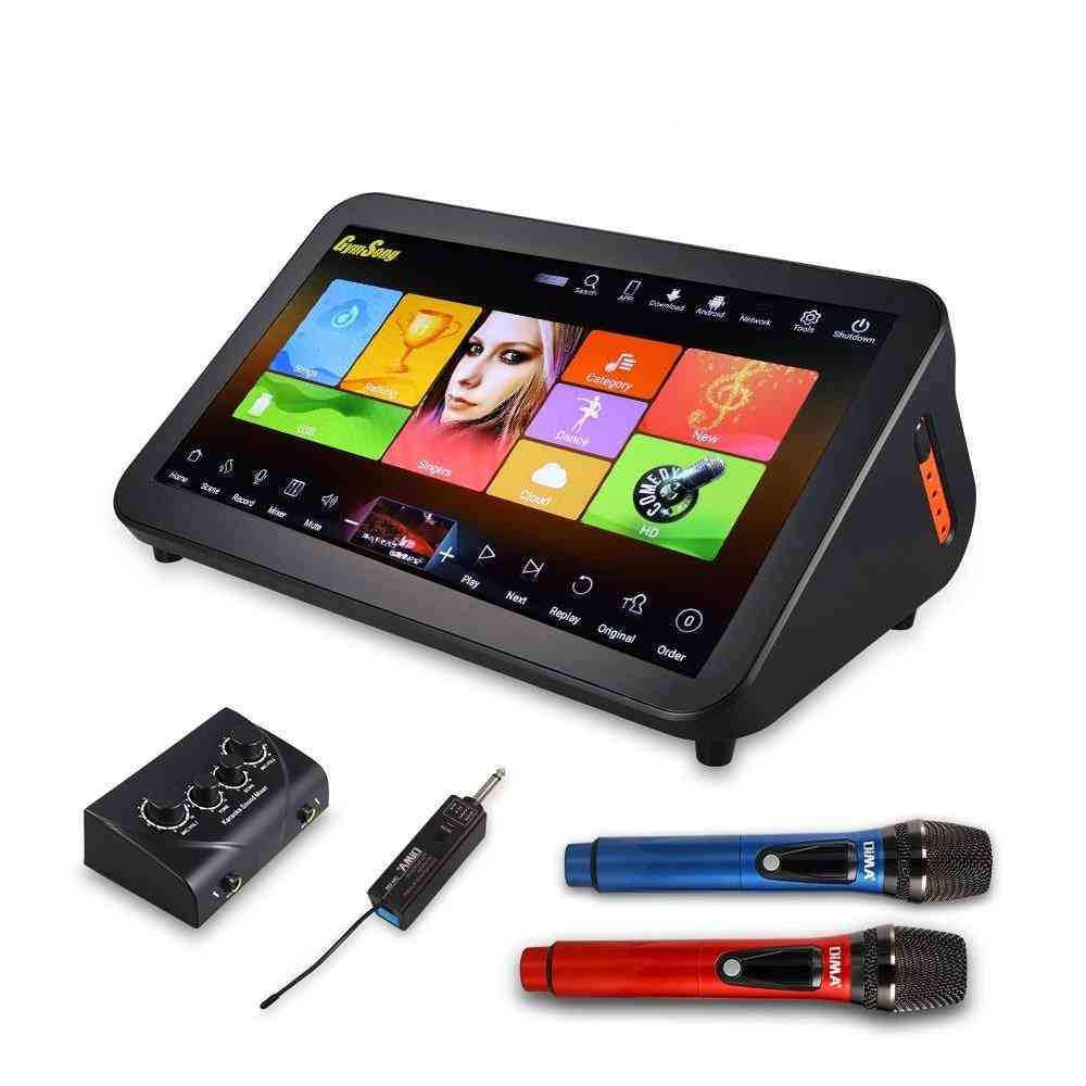 Gymsong Touch Screen Singing Machine