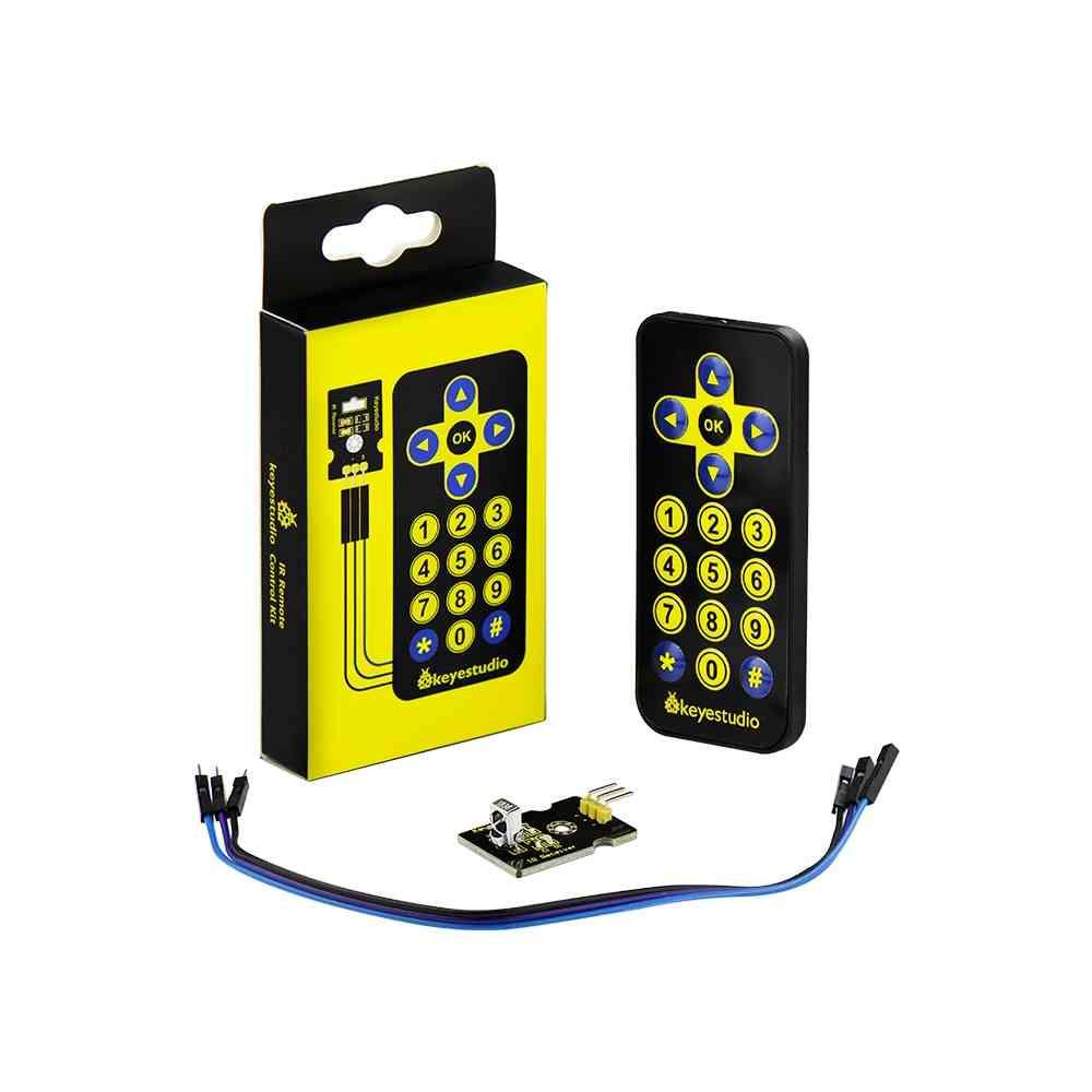 Keyestudio Ir Receiver Module Kit For Arduino