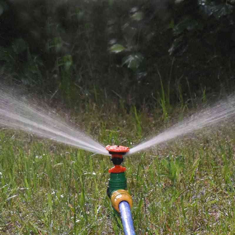 Rotating Water Sprinkler Irrigation Nozzle