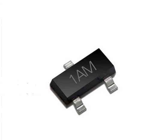 Mmbt3904 1am Sot-23 2n3904 Smd 40v 200ma Npn Transistor.