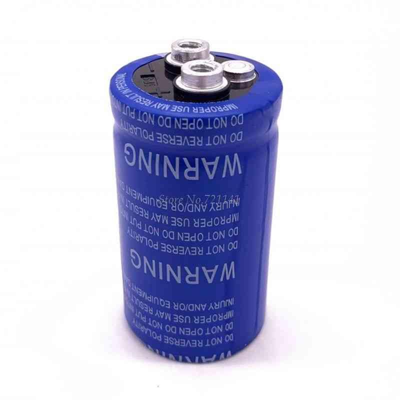 Low Esr Ultracapacitor Power Supply, Super Farad Capacitor