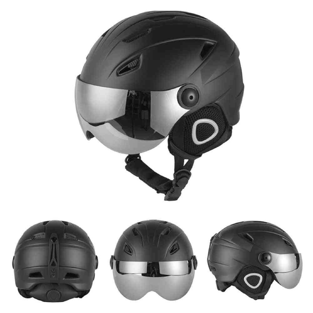 Men And Women Snowboard Helmet