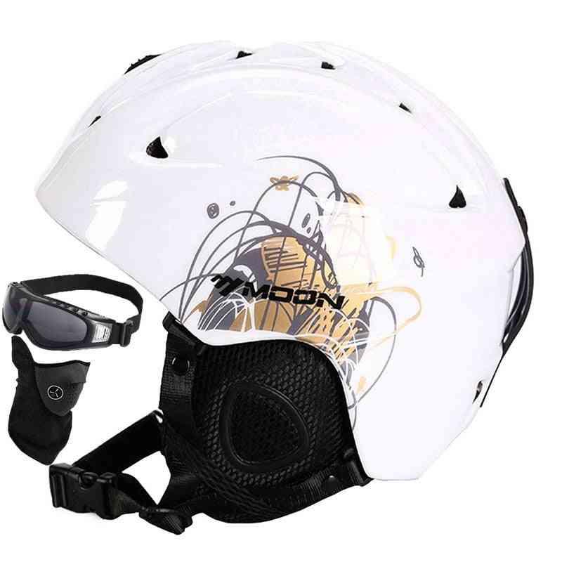 Breathable Ski Snowboard Helmet