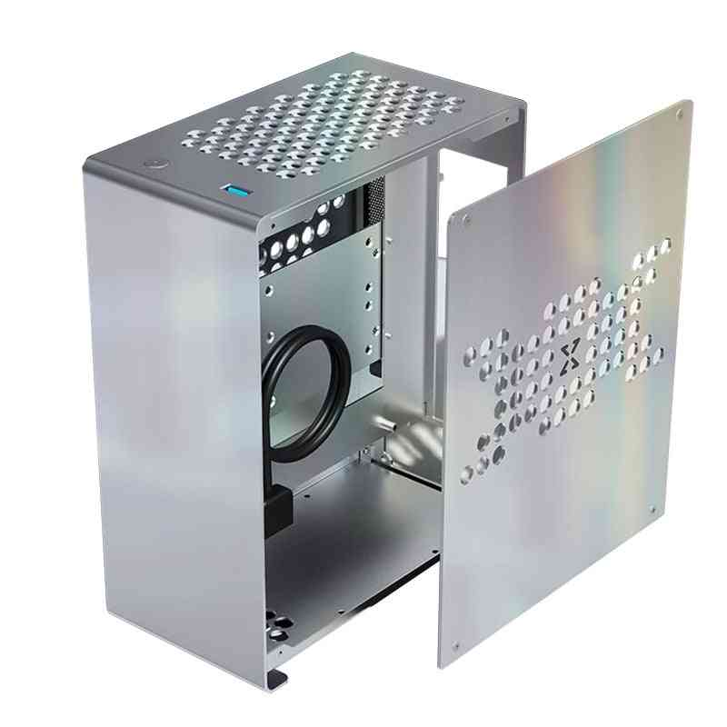 Mini Case Htpc Itx Flex Power Usb3.0 195mm Graphics Card K39 Pro Computer