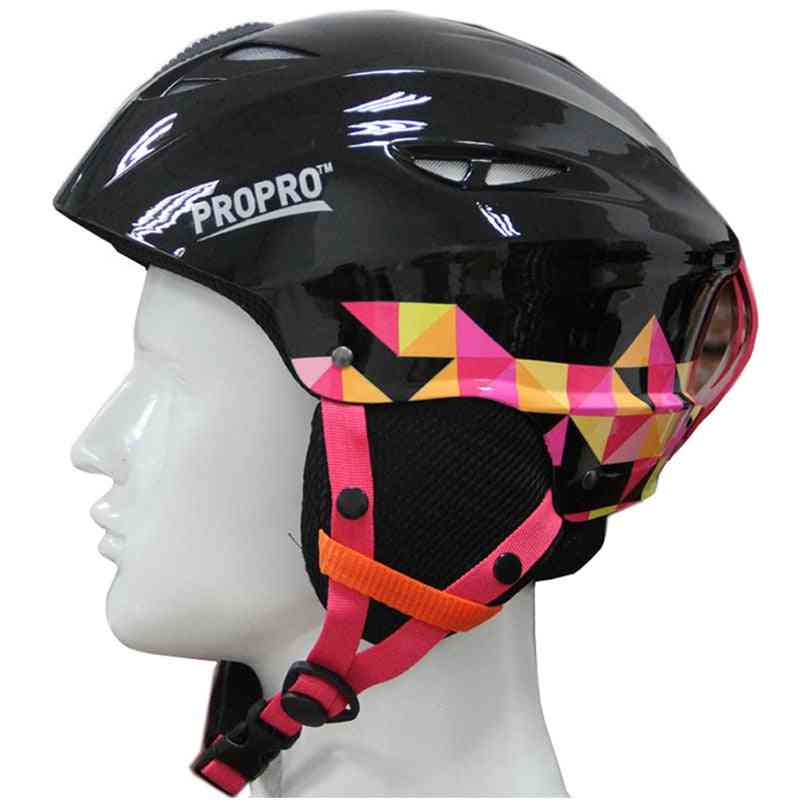 Ski Helmet, Winter Snowboard Helmet