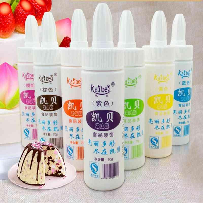 Cake Edible Food Color Fudge Baking Pigment Tool Flavor Powder