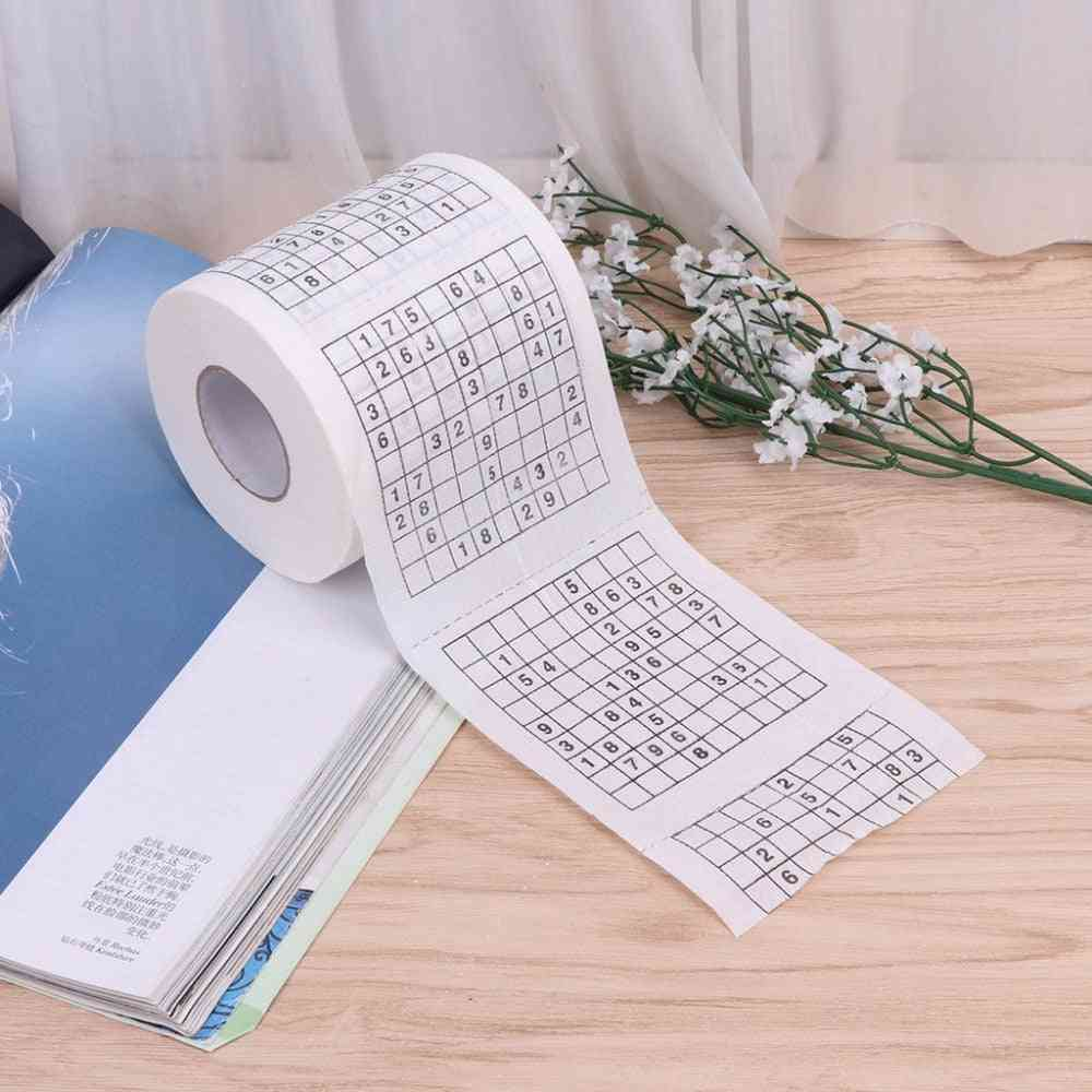 Durable Sudoku Su Printed Tissue Paper