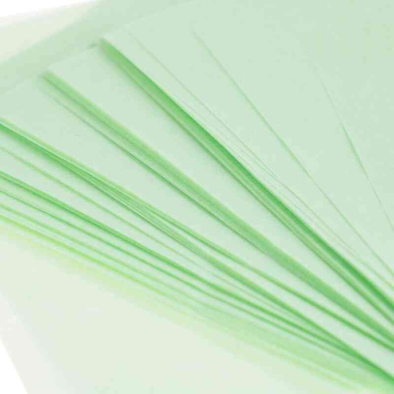 100pcs Facial Oil Control Papers Wipes Sheets