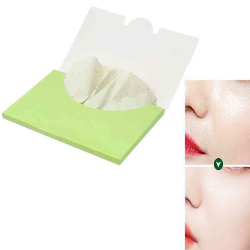 Face Paper Absorb Blotting Facial Cleanser Tool