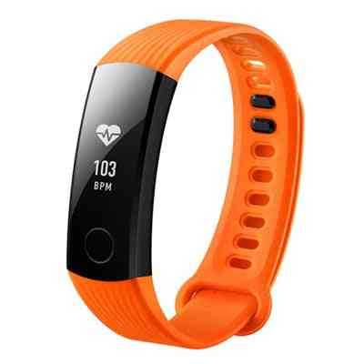Original Huawei Honor Band 3 Smart Bracelet Fitness Heart Rate Monitor Smart Wristband Swimming Waterproof Tracker