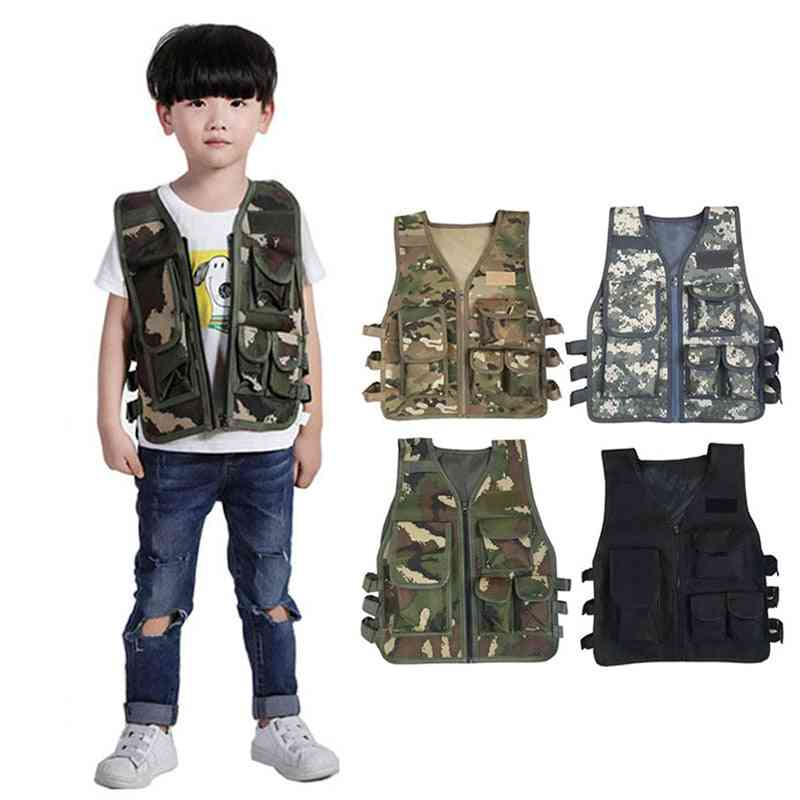 Kids Army Tactical Military Uniforms