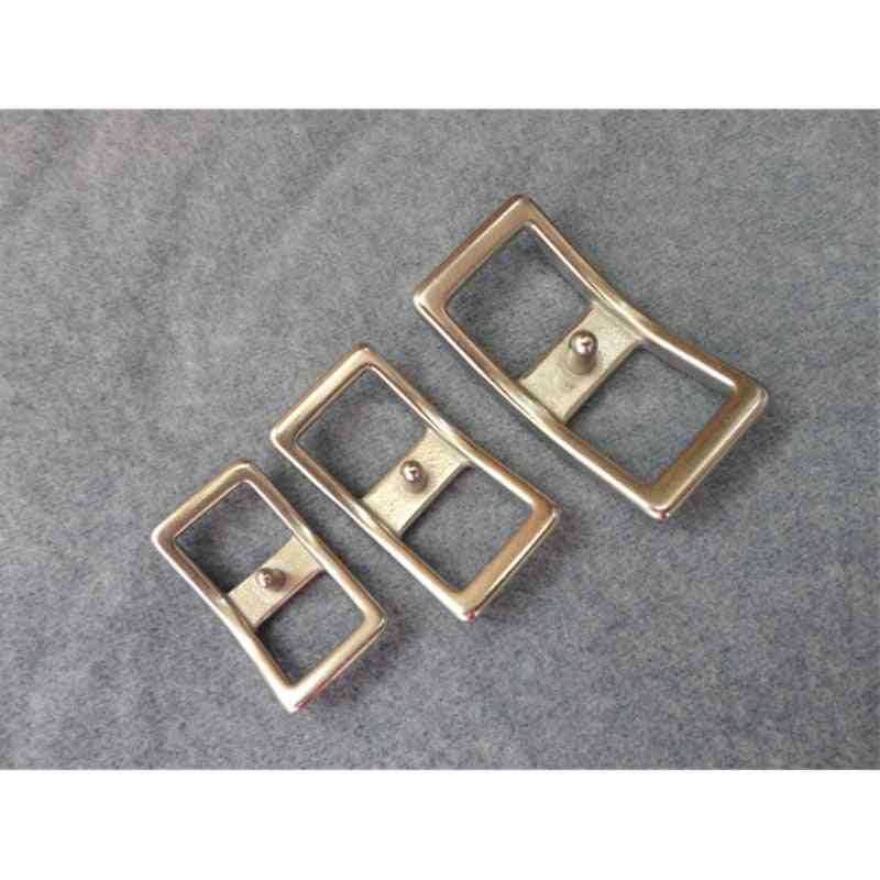 Stainless Steel Buckle Horse Harness Fittings