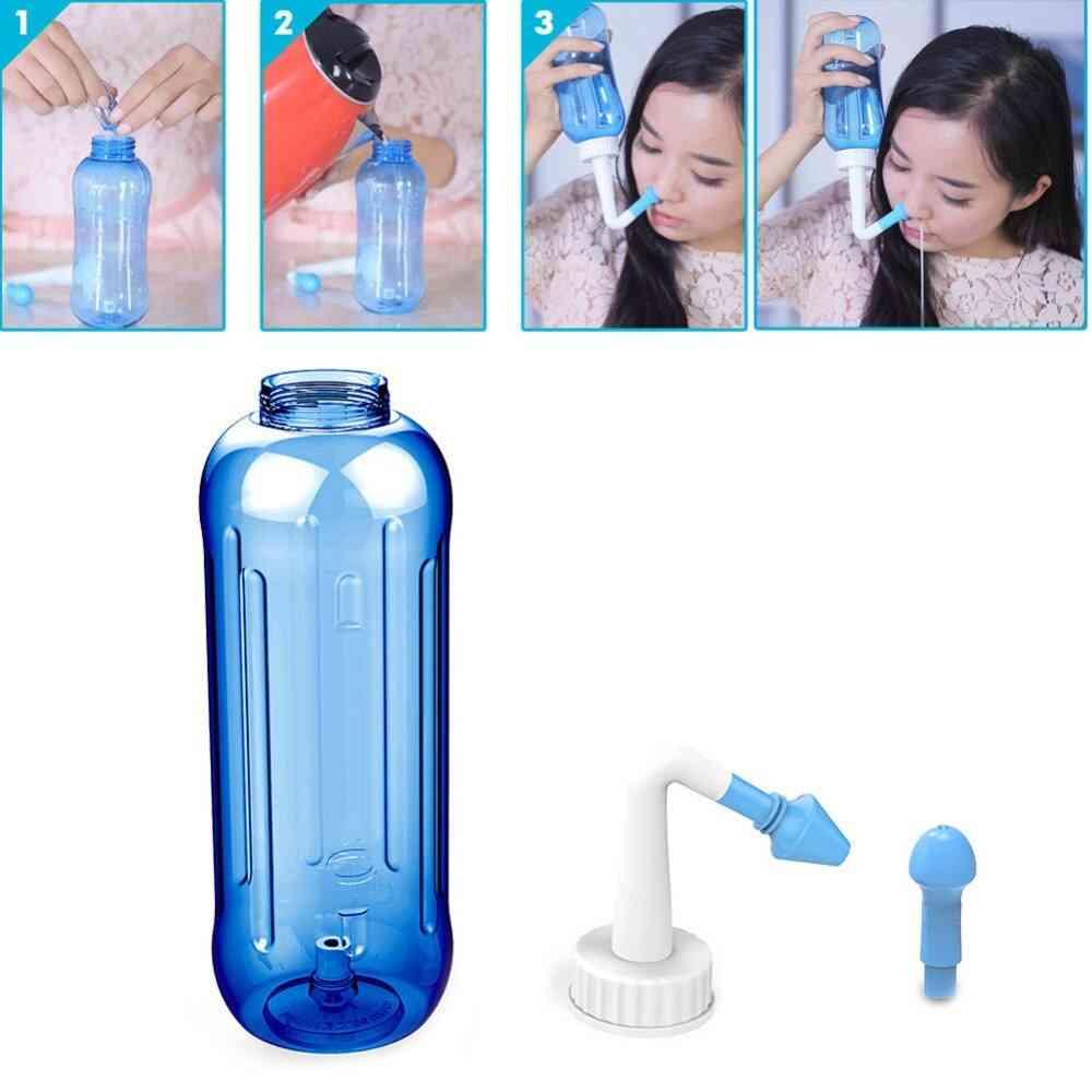 Sinus & Allergies Relief Rinse Nose Wash System