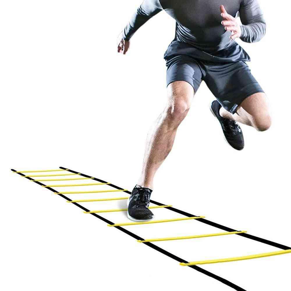 Adjustable Agility Training Ladder