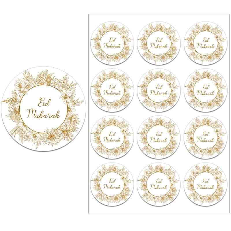 Eid Mubarak Stickers