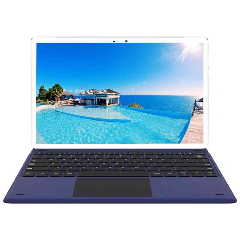 Laptop Tablet  Android Rom Camera With Keyboard