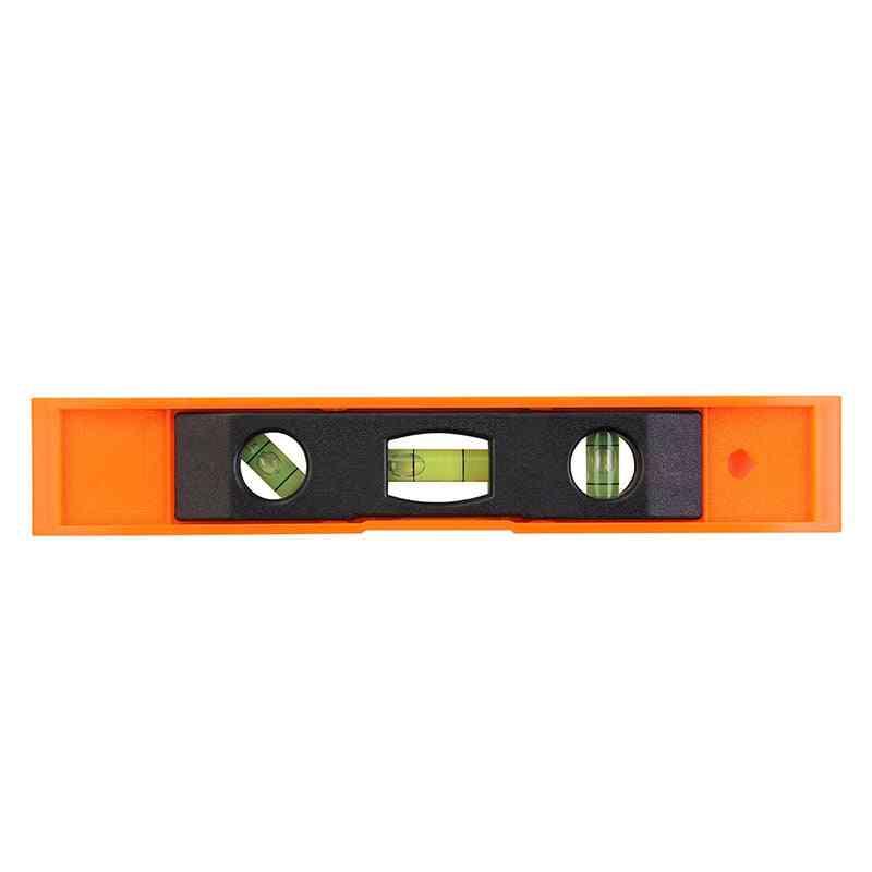 Mini Pocket Portable Level Ruler Torpedo Balance Magnetic Micro Measurement