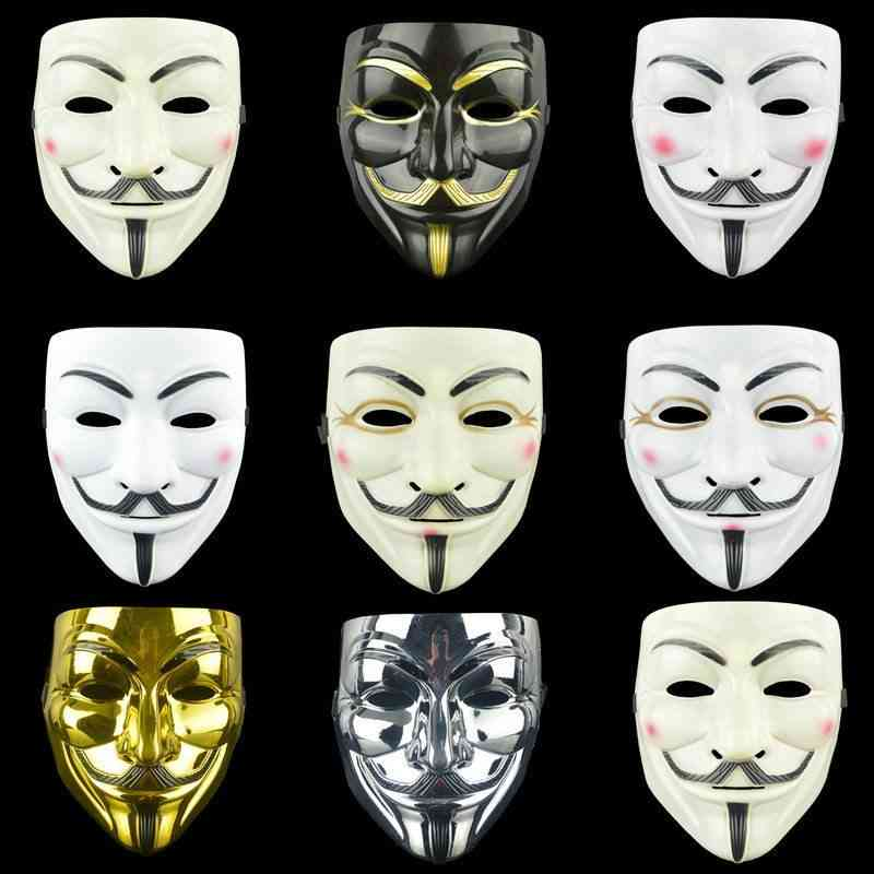 Vendetta Hacker Mask