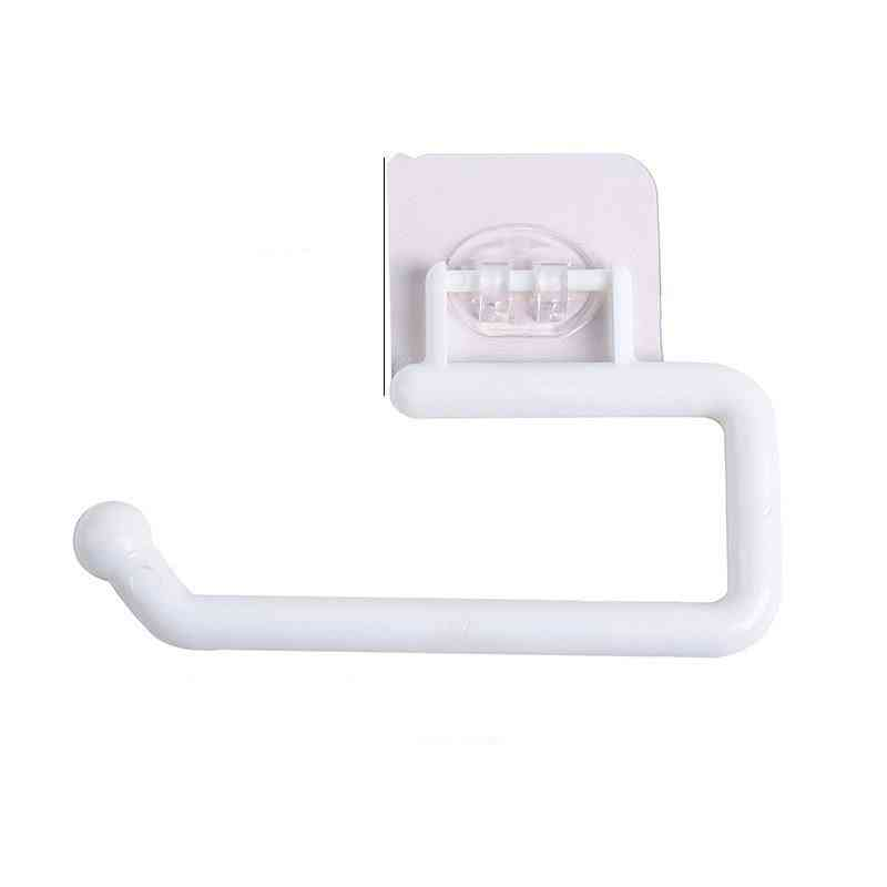 Kitchen Paper Roll Holders, Bathroom Organizer Shelf Toilet Paper Holders